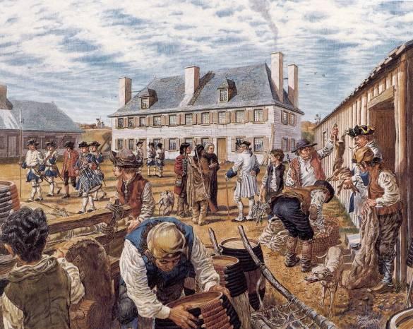 Конец Акадии. Как Англия устроила геноцид и депортацию французского населения на побережье Канады