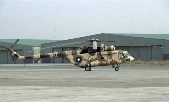 Кабул заявляет, что делает всё для вызволения штурмана вертолёта Ми-17 из плена талибов