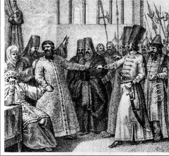 Как Россия чуть не стала колонией Польши, Швеции и Англии