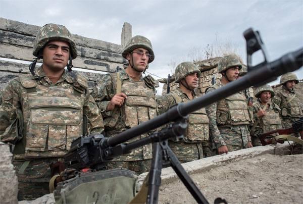 Участились случаи нарушения режима прекращения огня в Нагорном Карабахе