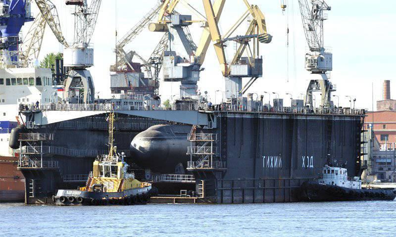 Марокко заинтересовано в приобретении подводной лодки у России