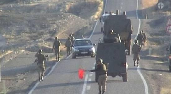 На юго-востоке Турции за сутки погибли не менее семи турецких силовиков