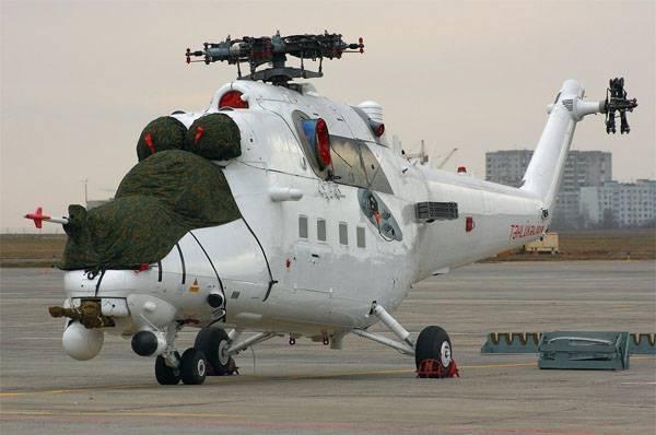 """В сентябре будет подписан договор об открытии в Азербайджане сервисного центра холдинга """"Вертолёты России"""""""