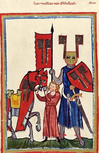 Настоящая «История рыцаря»