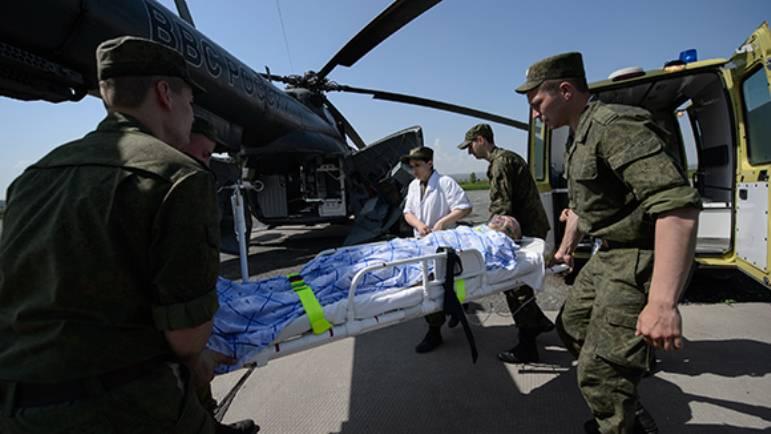 В Вооружённых силах РФ создаются аэромобильные медицинские бригады