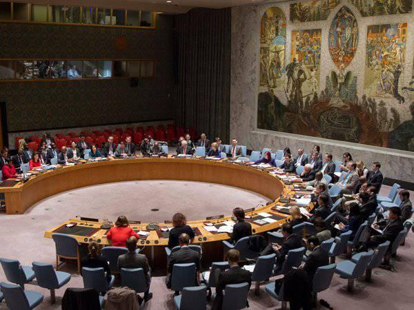 Киев намеревается созвать Совбез ООН на внеочередное заседание