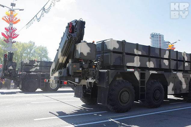 РСЗО «Полонез» принята на вооружение