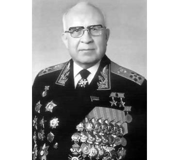 Пять флотоводцев СССР