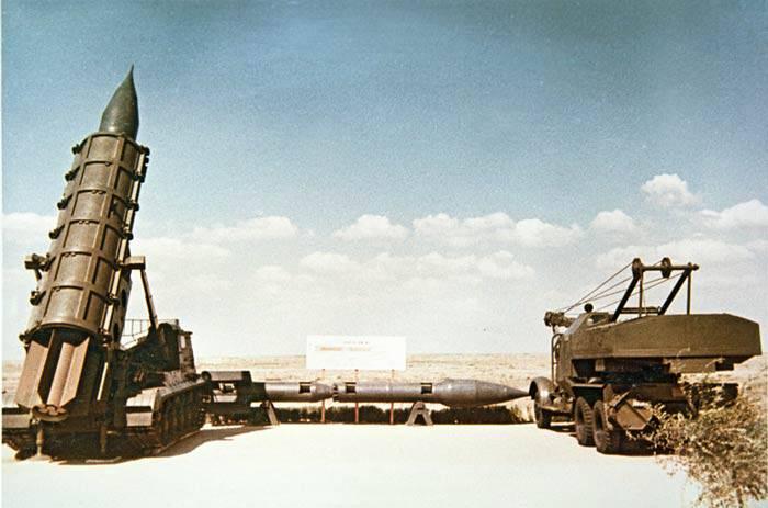 Тактический ракетный комплекс 2К4 «Филин»