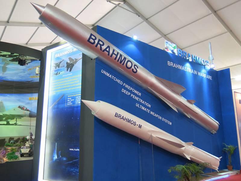 Le missile Brahmos était presque complètement intégré au chasseur Su-30MKI