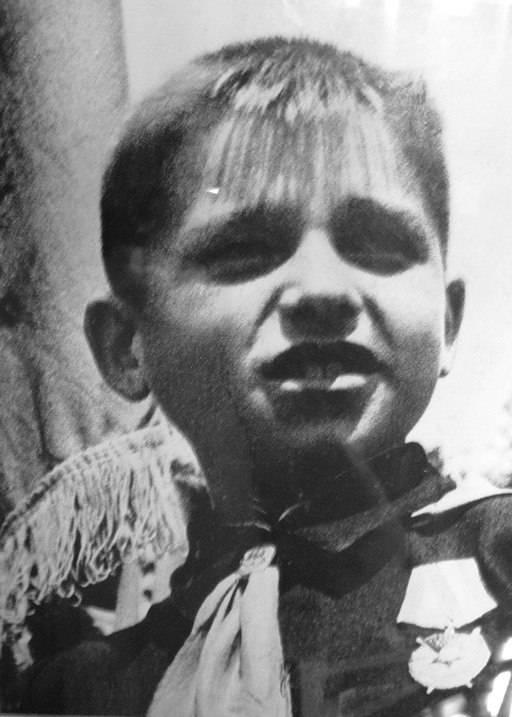 Десятилетний Костя, спасший знамёна