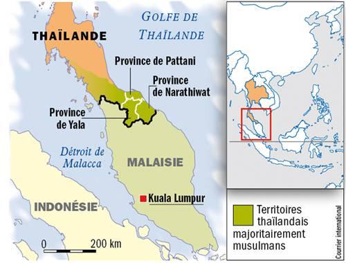 Кто взрывает Таиланд? Южные провинции давно стали зоной боевых действий