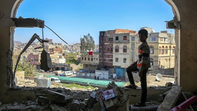 СМИ: Авиация арабской коалиции нанесла удар по школе в Йемене