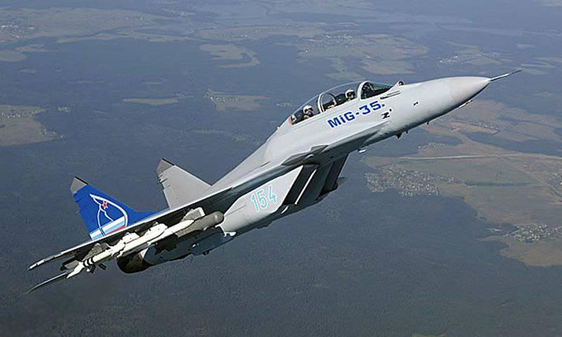 Бондарев: Миг-35 «в самое ближайшее время» запустят в серию