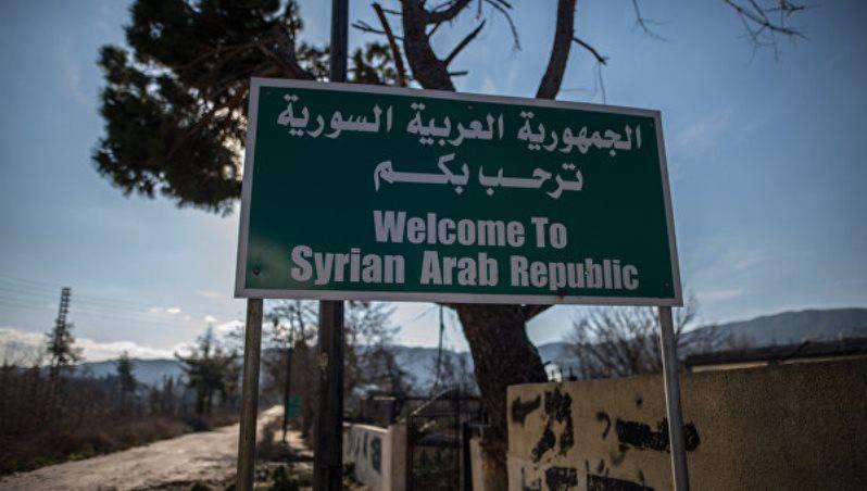 На сирийско-турецкой границе взорван автобус с бойцами ССА