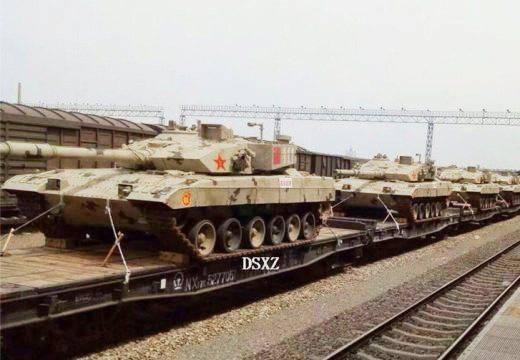 Танк «Тип 96B»: оценки и соревнования