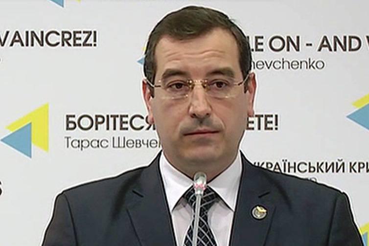 Украинская разведка не исключает вторжения российских войск со стороны Крыма