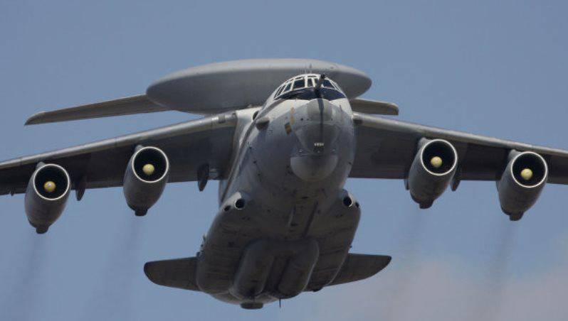 Минобороны получит четвёртый модернизированный самолёт ДРЛО до конца года