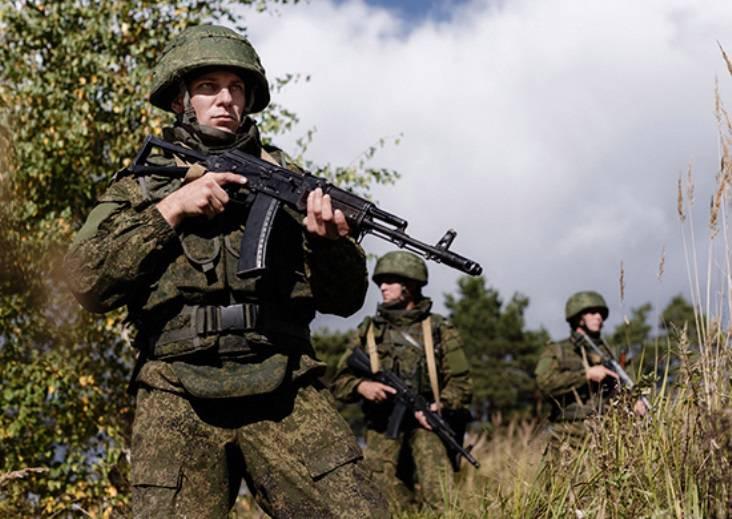К двухстороннему учению в ВВО привлечено около 10 тыс. военнослужащих