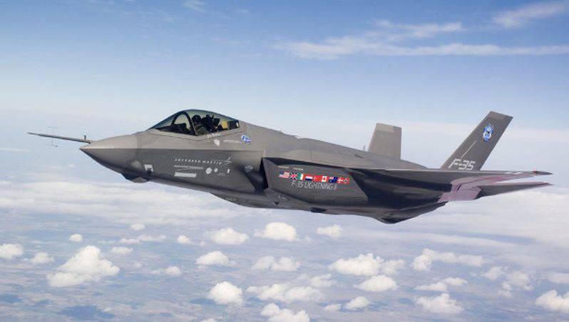 Минобороны Британии потратит около $ 240 млн. на оснащение F-35 ракетами «воздух-воздух»