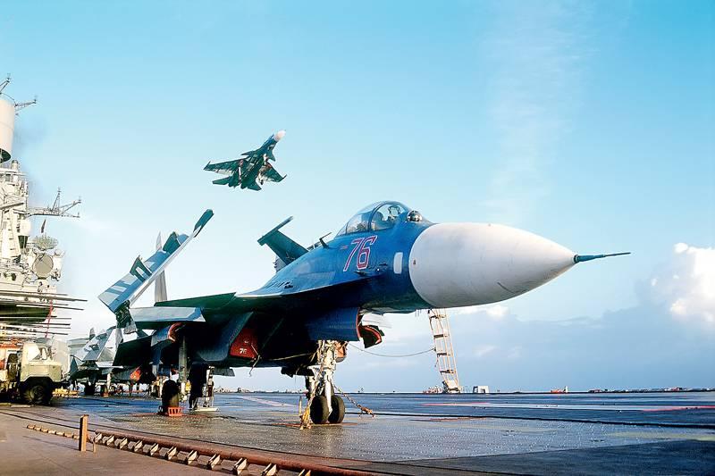Российские авианосцы: будет ли у нас авианесущий флот?