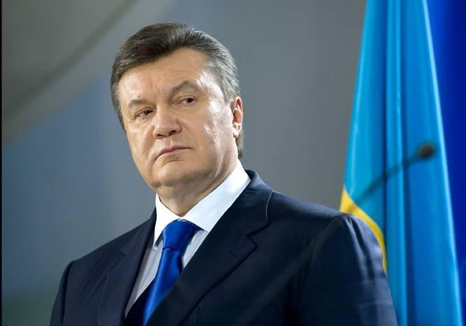 Янукович согласен на допрос ГПУ при условии организации очной ставки с Порошенко и Ко