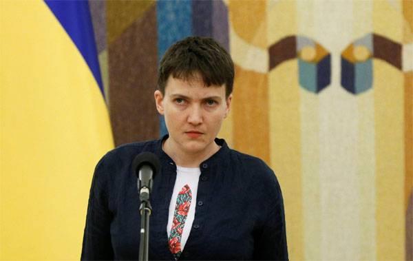 СМИ: встреча Савченко и Захарченко может состояться в сентябре-октябре в Донецке