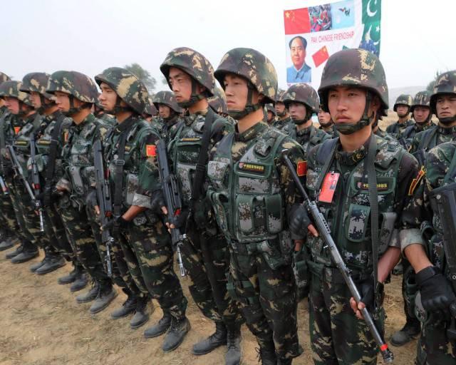 СМИ: Пекин направит в Сирию своих военных советников