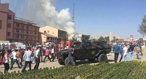 В осуществлении очередного теракта в Турции Анкара обвиняет сирийских курдов