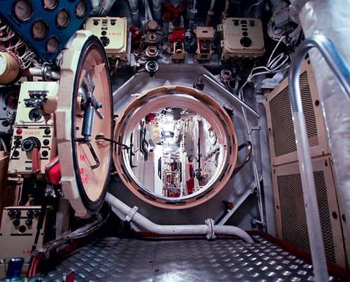 «Черная дыра»: боевой корабль проекта 877