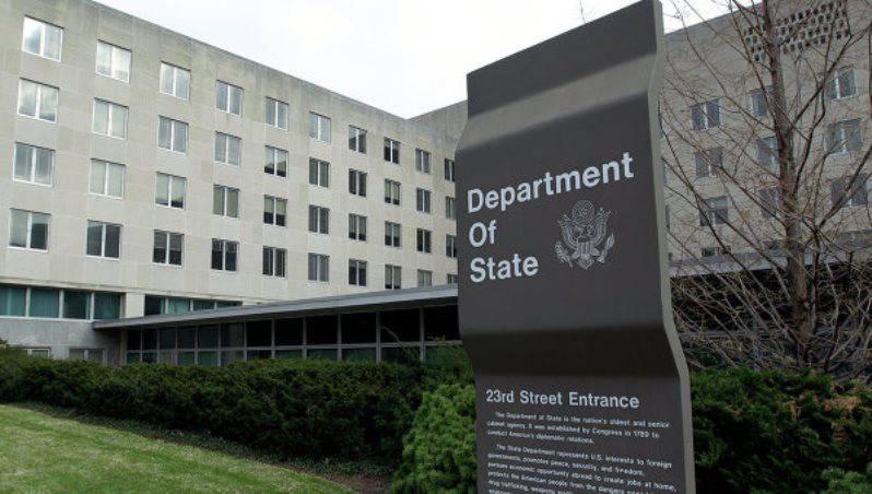 Госдеп «глубоко обеспокоен» признанием в РФ нежелательными двух американских организаций
