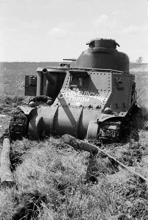 Баллада о танках «Ли/Грант». «Ли/Гранты» в бою (часть четвертая)