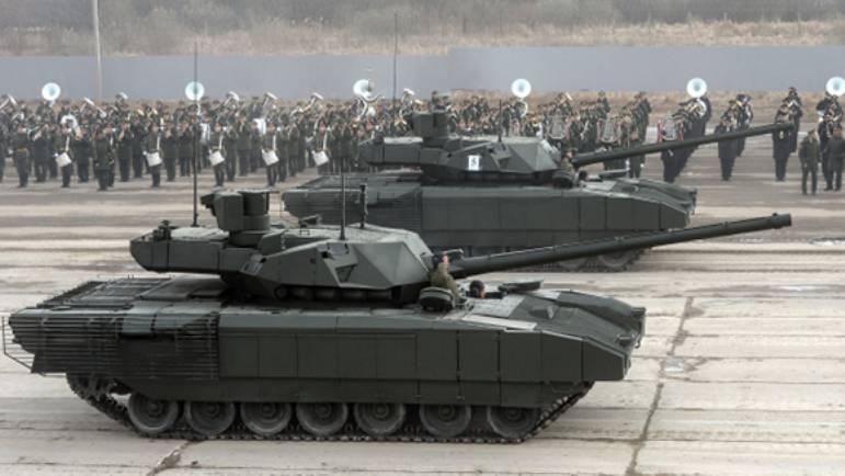 Российскую бронетехнику от «тандемных средств поражения» защитят стальными решётками