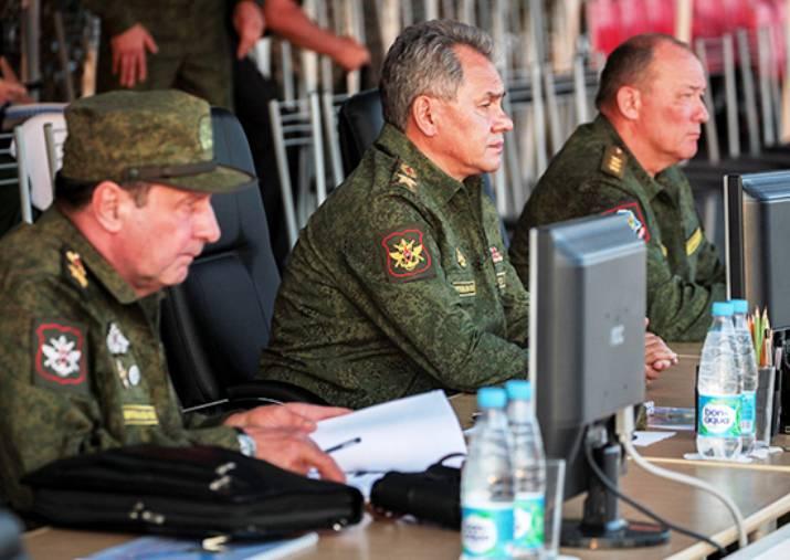 Шойгу дал положительную оценку готовности подразделений МТО Черноморского флота