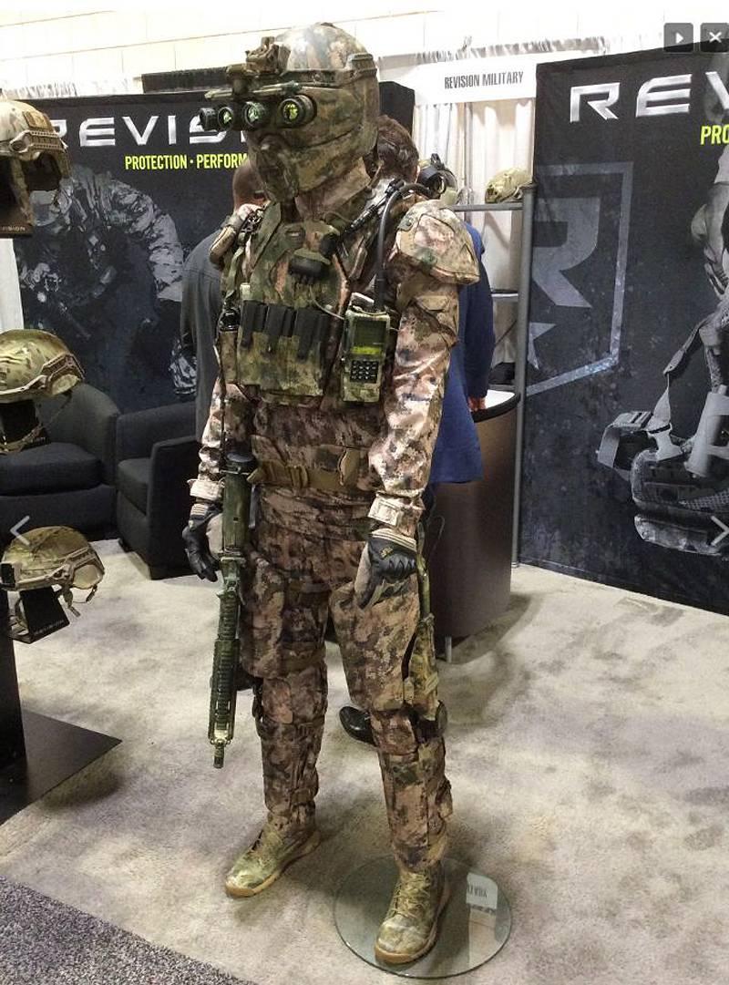 Современный солдат. Часть 1