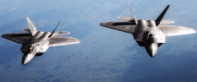 Нарушение международных норм со стороны США в небе над Сирией