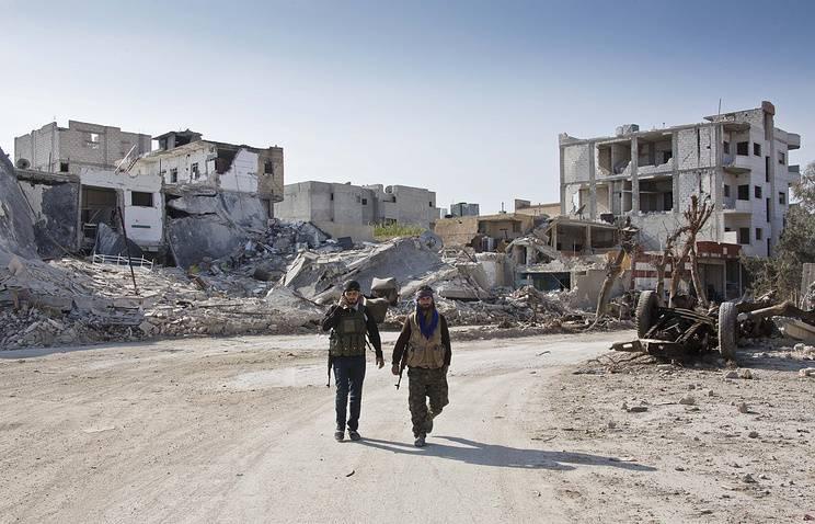 СМИ: на северо-востоке Сирии курды окружили подразделения правительственных войск