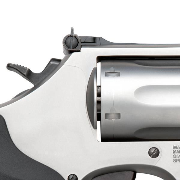 Пистолеты для плохих стрелков. Часть 3. Smith & Wesson M66 Combat Magnum
