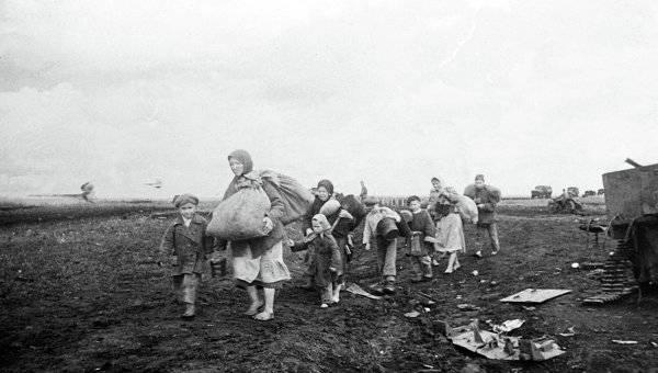 «Гитрел» и «лисапед».  Дети войны