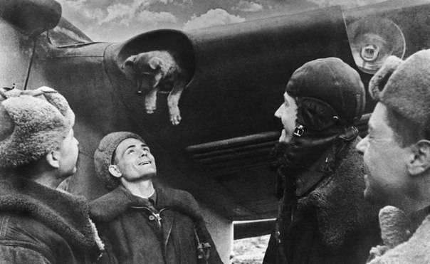 «А лётчики потом …»