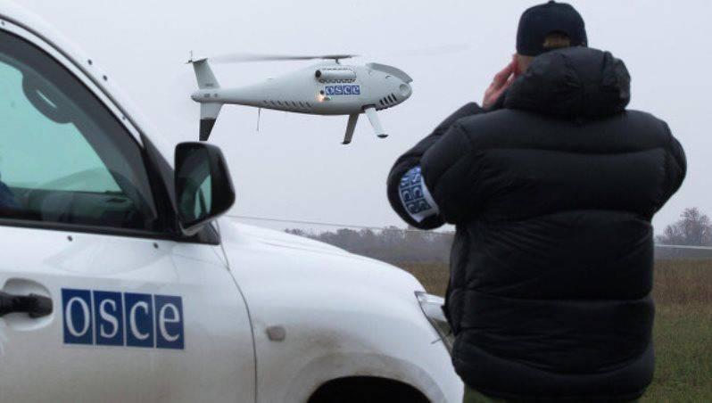 ЛНР: украинские военные сбили два беспилотника – собственный и миссии ОБСЕ
