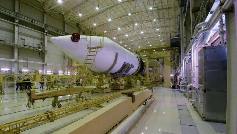 В Роскосмосе приступили к разработке новой сверхтяжёлой ракеты