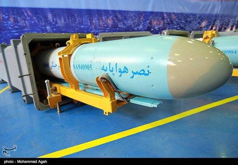 Иранский ОПК начнёт производство противокорабельных крылатых ракет