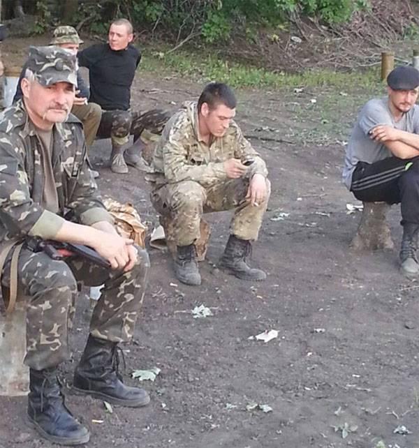 """Украина рассказала о документе по """"разведению"""" войск в Донбассе"""