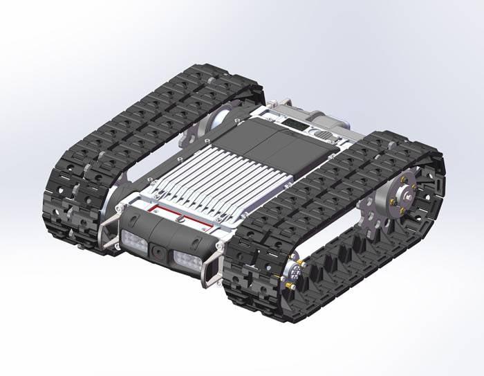 МВД России получит робототехнические комплексы «Сфера»