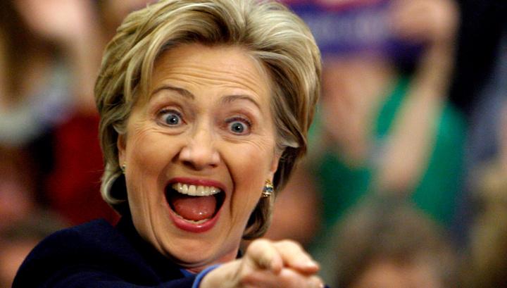 Личный прокурор для мадам Клинтон