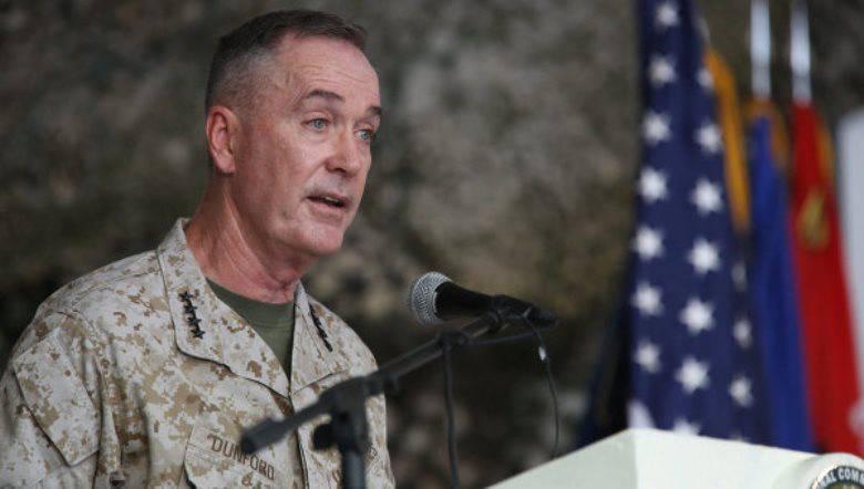 Генерал Данфорд: Россия расшатывает НАТО