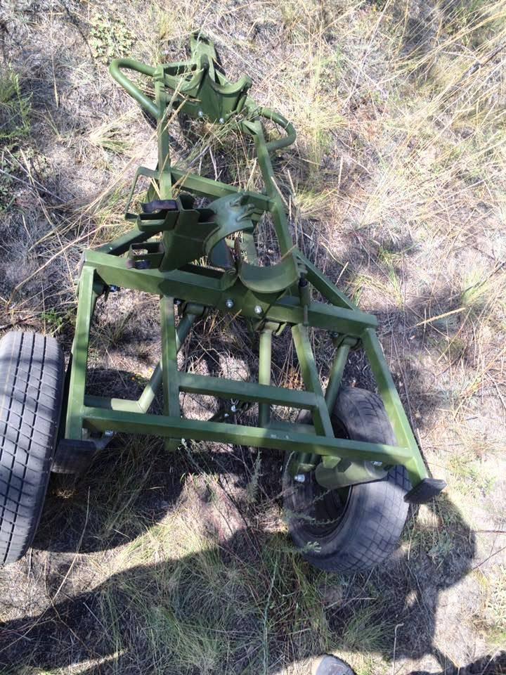 Украинский контрактник о развалившихся на испытаниях новейших миномётах «Молот»