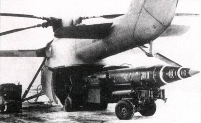 Тактический ракетно-вертолетный комплекс 9К73