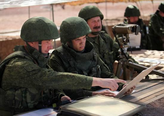 В ВС РФ начата масштабная проверка боевой готовности